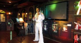 Elvis impersonators in Pattaya